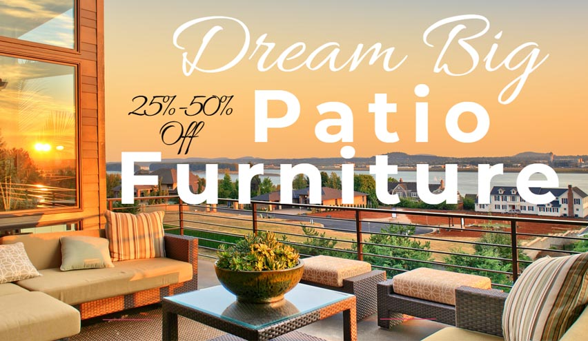 Patio Furniture on Sale