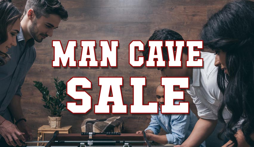Man Cave Game Tables