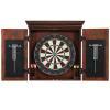 Cavalier Dart Board & Wood Cabinet by American Heritage