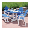 Garden Classic Oblong Table by Berlin Gardens