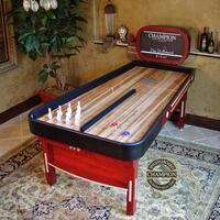 Champion Shuffleboard Tables