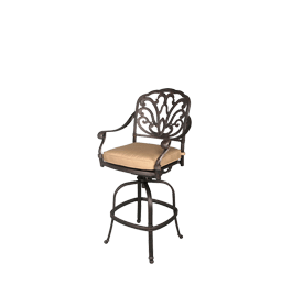 Outdoor Patio Furniture Bar Stools