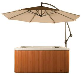 Spa Side Umbrella by Cover Valet