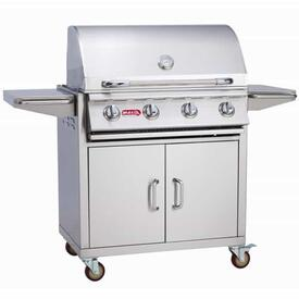 Outlaw Cart - Natural Gas by Bull Grills