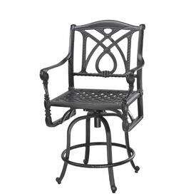 Grand Terrace Swivel Bar Stool by Gensun