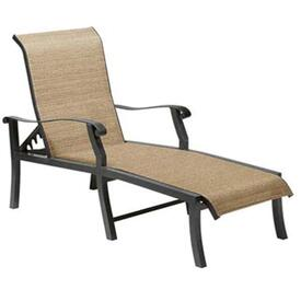 Cortland Sling Chaise Lounge by Woodard