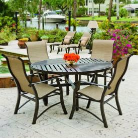 Aluminum Patio Furniture Family Leisure