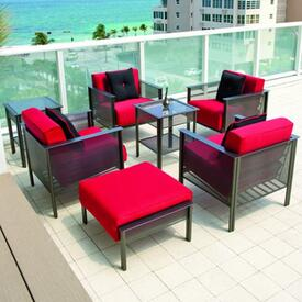 Jax Deep Seating by Woodard