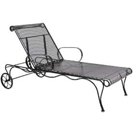 Tucson Chaise Lounge by Woodard