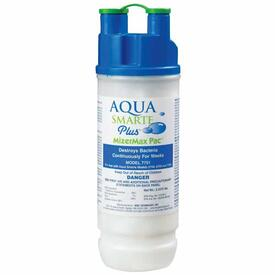 Aqua Smarte Plus MizerMax Chlorine Pac (6 Pack) by King Technology