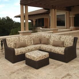 Laurent Sectional by Ebel