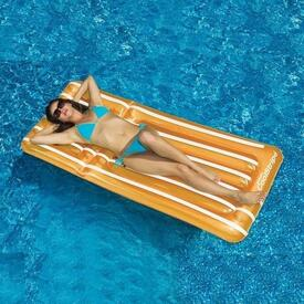 CoolStripe Lounger by Swimline