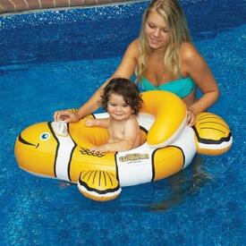 Baby Clownfish Baby Seat by Swimline