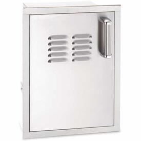 "14"" Single Access Door with Tank Tray by Fire Magic Grills"
