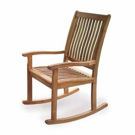 Comfort Rocker by Royal Teak Collection