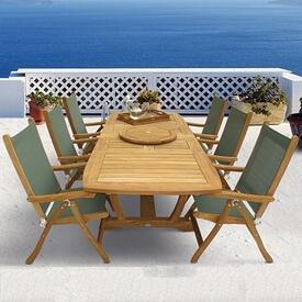 Florida Teak - Moss by Royal Teak Collection