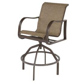 Corsica Sling Bar Chair by Windward