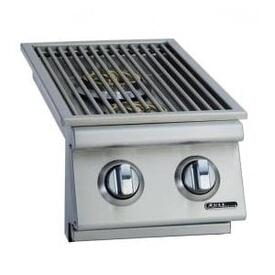 Slide In Double Side Burner - Natural Gas by Bull Grills