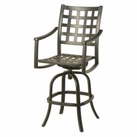 Stratford Swivel Bar Stool by Hanamint