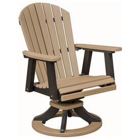 Comfo-Back Swivel Rocker by Berlin Gardens
