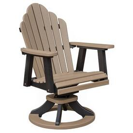 Cozi-Back Swivel Rocker by Berlin Gardens