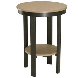 Round End Bar Table by Berlin Gardens