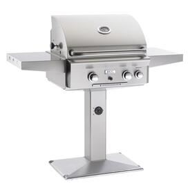 AOG - 24NP-00SP Patio Post Gas Grill by AOG