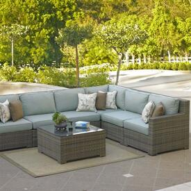 Malibu Deep Seating Sectional by North Cape