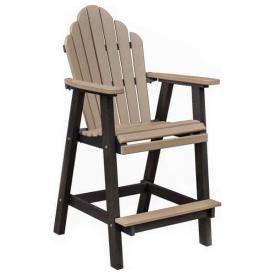 Cozi-Back Bar Chair by Berlin Gardens
