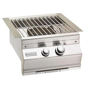 "19"" Built In Power Burner with SS Grid by Fire Magic Grills"