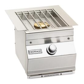 "11"" Built-In Single Side Burner by Fire Magic Grills"