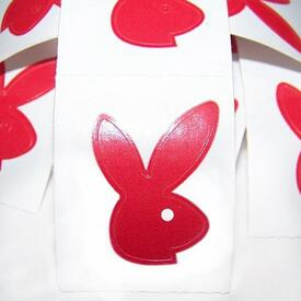 Tanning Bed Body Sticker - Playboy Bunny by Family Leisure