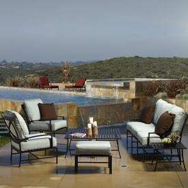 La Jolla Deep Seating by Sunset West