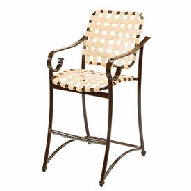 West Wind Strap Bar Chair by Windward