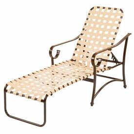 West Wind Strap Chaise by Windward