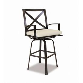 La Jolla Swivel Bar Stool by Sunset West