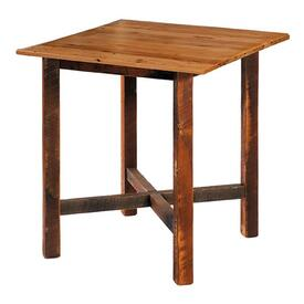 Barnwood Square by Fireside Lodge Furniture