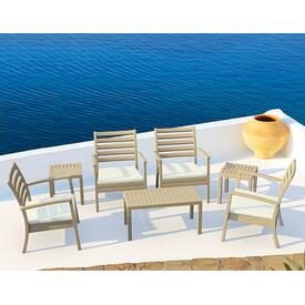 Artemis XL Deep Seating - Toupe by Compamia