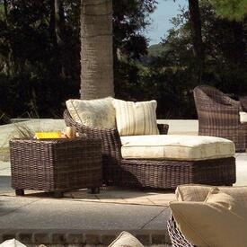 Sonoma Chaise Lounge by Woodard