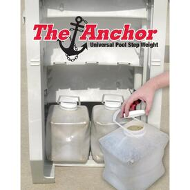 The Anchor Pool Step Weight by Swimline