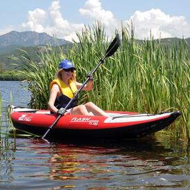 Flare Inflatable Kayak by Solstice