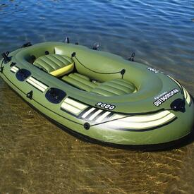 Outdoorsman 9000 Fishing Boat 9' by Solstice