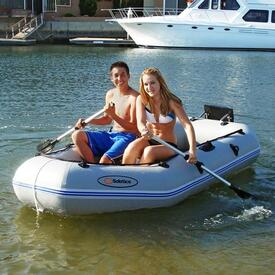 Quest IB 8' 8'' Inflatable Boat by Solstice