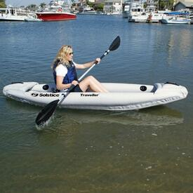 Traveller Solo Kayak by Solstice