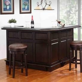 Belvedere Return Bar by ECI Furniture