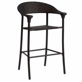Barlow Bar Stool by Woodard