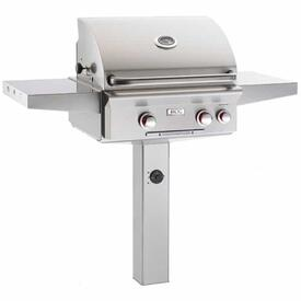 AOG - 24NGL In Ground Post Grill by AOG