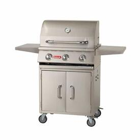 Steer Premium Cart - Natural Gas by Bull Grills