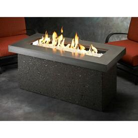 Key Largo Fire Pit Table - Midnight by Outdoor GreatRoom