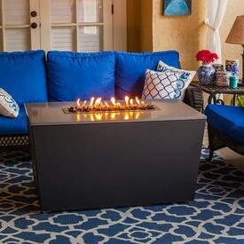 Malibu Fire Pit Table by Firetainment